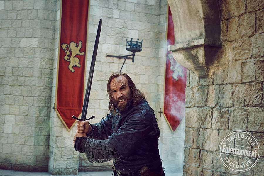 Game of Thrones Season photos Sandor Clegane Tha Hound