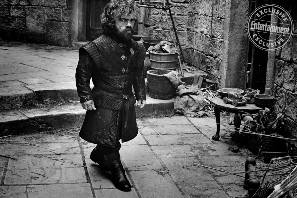 Game of Thrones Season photos Tyrion Lannister