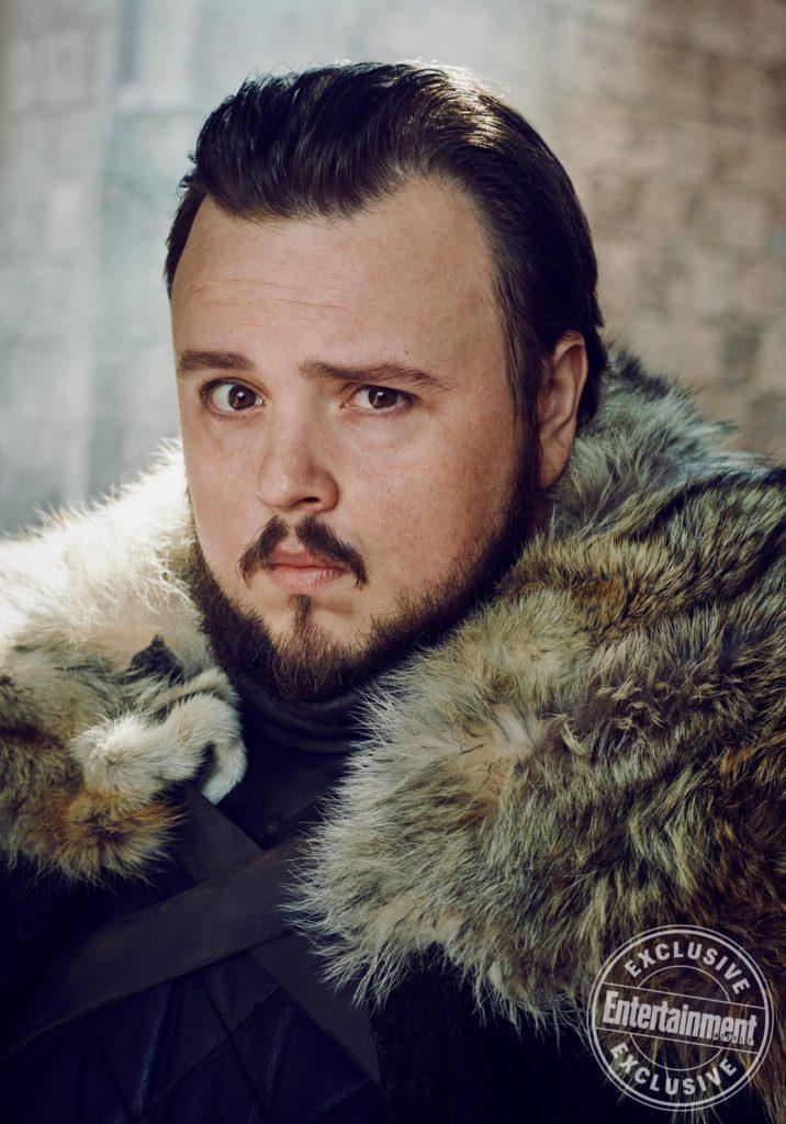 Game of Thrones Season photos Samwell Tarly
