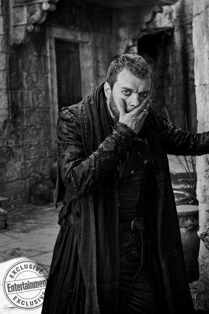 Game of Thrones Season photos Euron Greyjoy