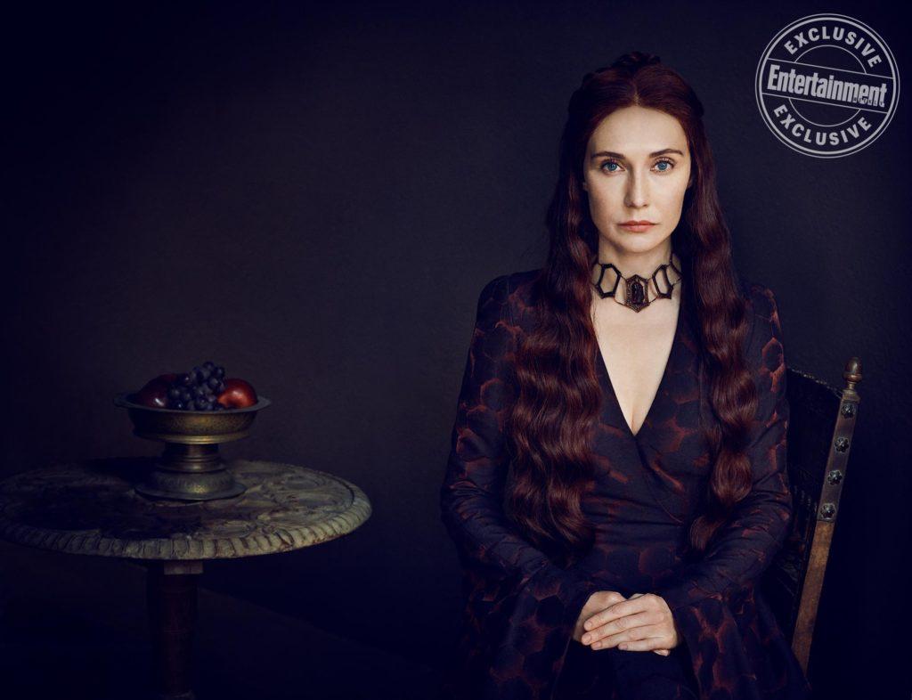 Game of Thrones Season photos Melisandre