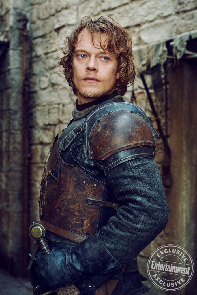 Game of Thrones Season photos Theon Greyjoy