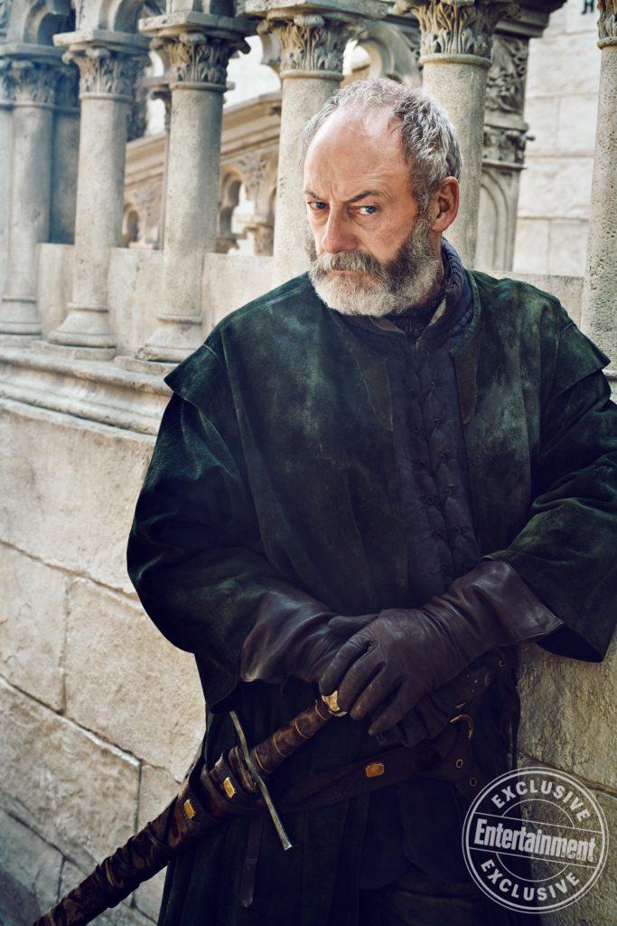 Game of Thrones Season photos Sir Davos Seaworth