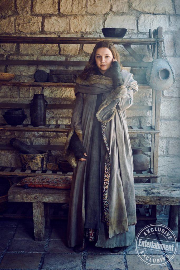Game of Thrones Season photos Gilly