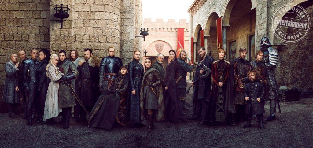 Game of Thrones Season photos