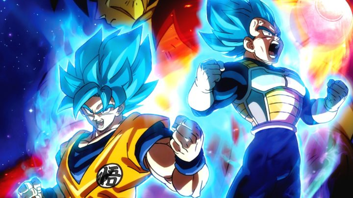 Top 10 Dragon Ball Super Fights
