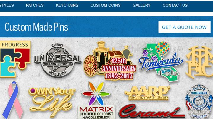 Top 5 Enamel Pin Maker for Custom Orders