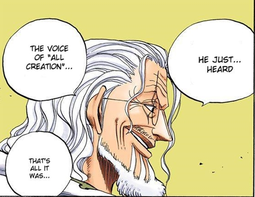 rayleigh talks about voice of all things