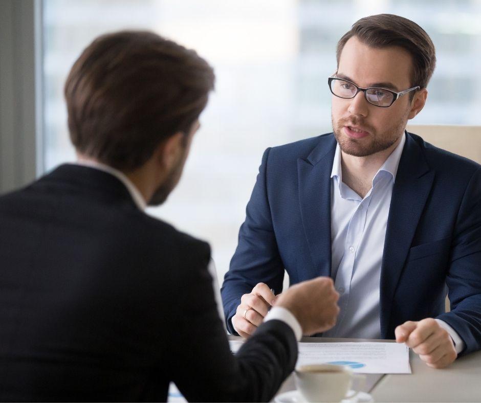 job interview negotiation