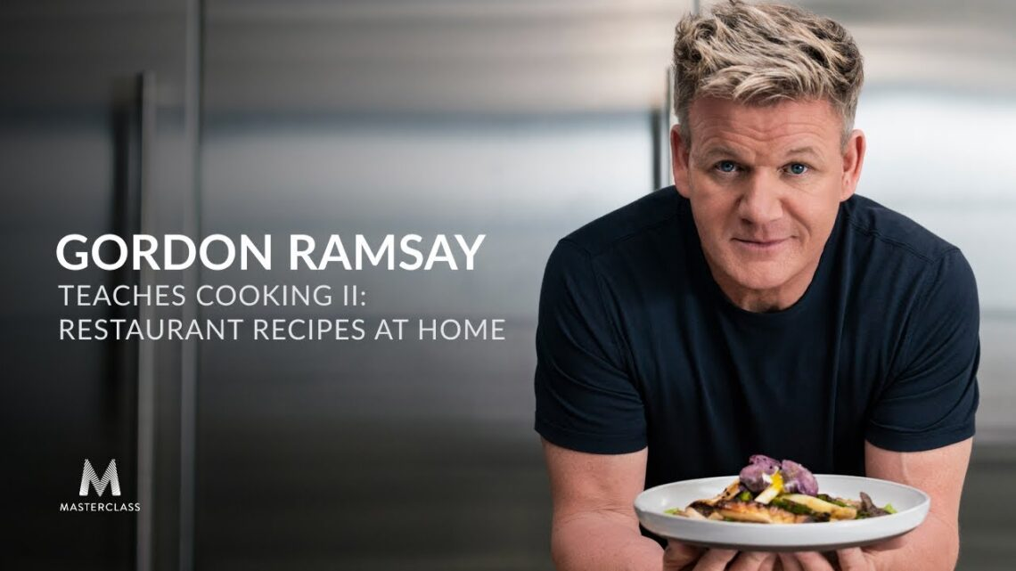 Gordon Ramsay MasterClass Review: I Swear These F****g Courses Are…